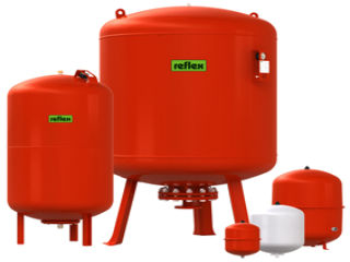 Гидробаки для горячего водоснабжения, 24-90 л