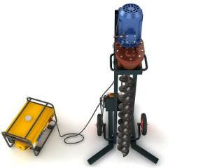 Малогабаритная буровая установка YAMOBUR