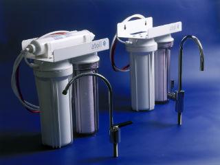 Фильтр адсорбционный, бытовой, для мягкой очистки
