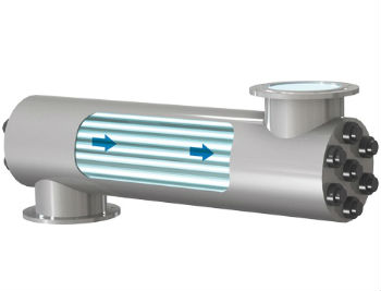 Принцип работы ультрафиолетовой очистительной установки.