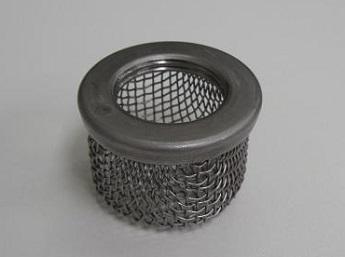 Сетка фильтра грубой очистки воды.