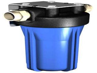 Фильтр для тонкой очистки, самопромывной