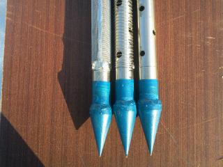 Игла и точечный фильтр с проволокой для абиссинской скважины