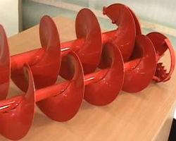 Шнеки для бензобура диаметром 200 мм