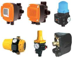 Реле давления и электронные автоматические блоки для колодезных насосов