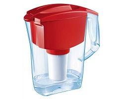 Фильтр-кувшин для очистки воды.