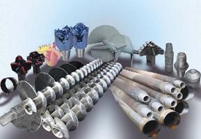 Разновидности бурового оборудования