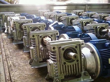 Мотор редукторы МЧ80-90-53 для буровых установок