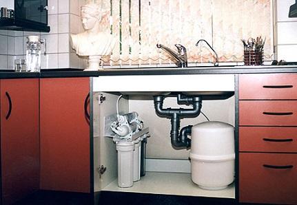 Очищення води в квартирі