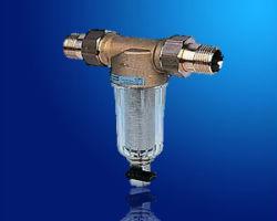 Обычный магистральный промывной фильтр для механической очистки