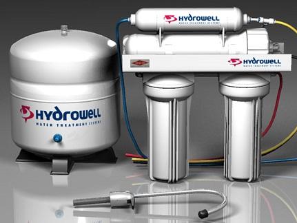 Система очистки воды от Hydrowell