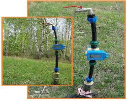 Автоматическая станция водоснабжения на базе насоса Водолей