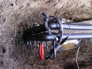 Коммуникации геотермального насоса