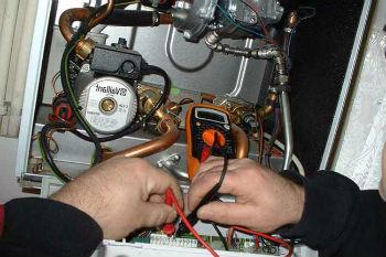Подключение электронного блока автоматики для погружного насоса