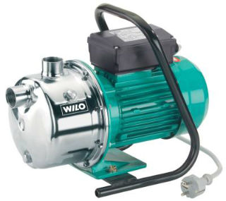 Мощный самовсасывающий насос от компании Wilo