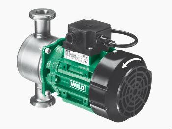 Мощный циркуляционный насос для отопления с сухим ротором, от компании Wilo