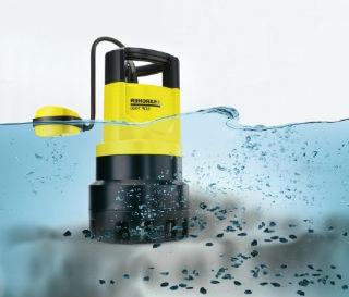 Принцип действия дренажного насоса с поплавковым выключателем