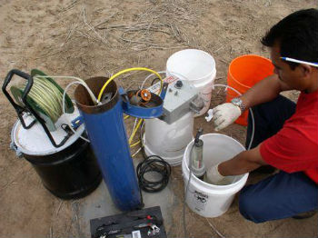 Профессиональное оборудования для решения проблем с невозможностью поднятия насоса из скважины