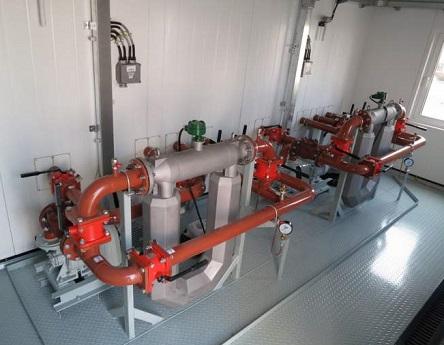Модульные насосные станции промышленного назначения