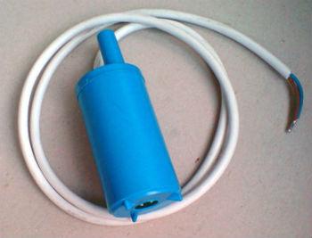 Пластиковая помпа для перекачки жидкости, малого напряжения