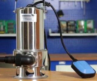 Джилекс Дренажник 110/6 с автоматическим поплавковым выключателем
