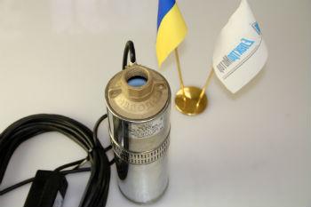 Погружной насос для скважины от компании Водолей