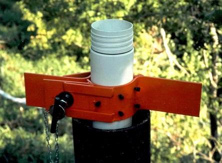 Процесс проведения ликвидационного тампонажа скважины на воду