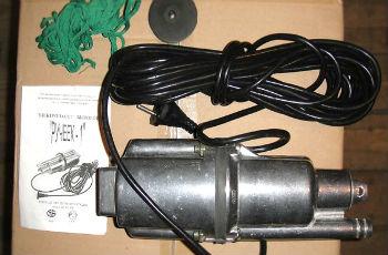 Насос Ручеек-1 вибрационный, в базовой комплектации