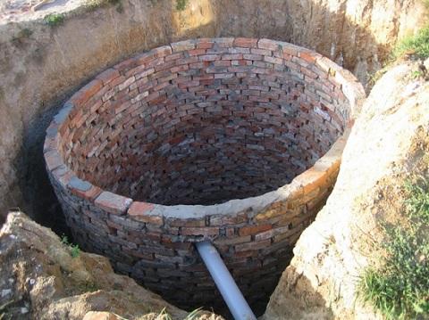 Строительство выгребной ямы в своем доме