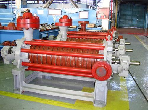 Насосы типа ЦНС-180 для систем ППД