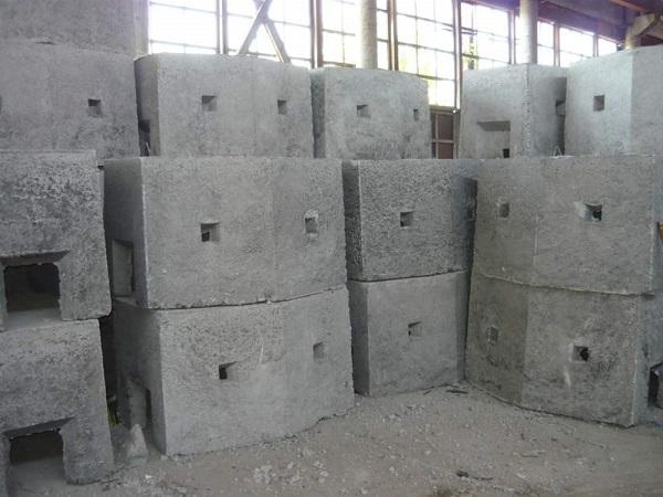 Кабельные колодцы из бетона