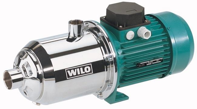 Горизонтальный насос высокого давления фмрмы Wilo