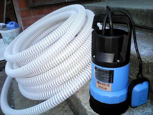Шланг для дренажного и фекального насоса 50 мм