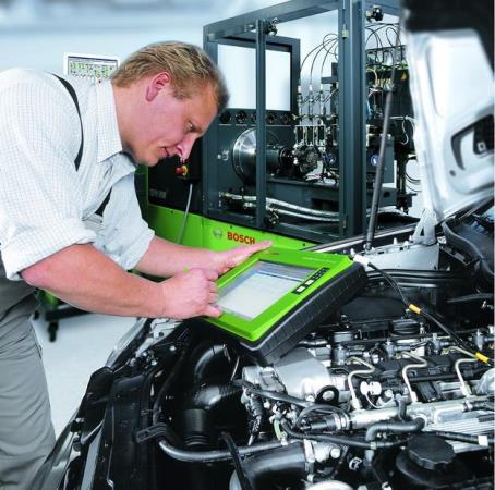 Диагностика и ремонт топливных насосов Bosch