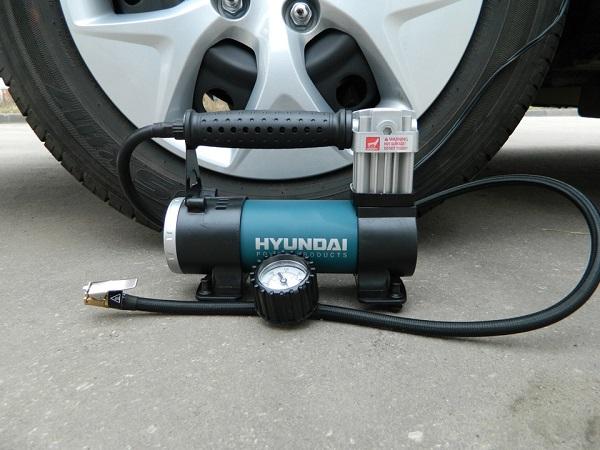 Электрокомпрессор HYUNDAI