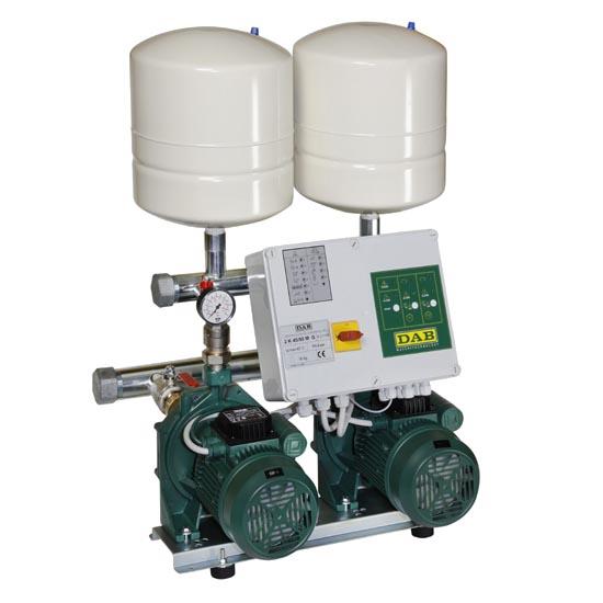Насосные установки с частотным регулированием DAB 2 K