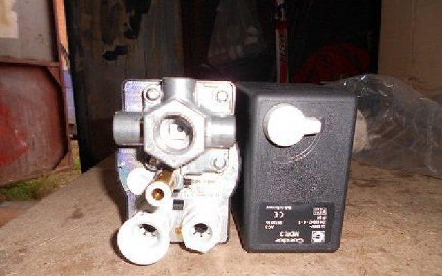 Реле давления Condor MDR 3 EN 60947-4-1
