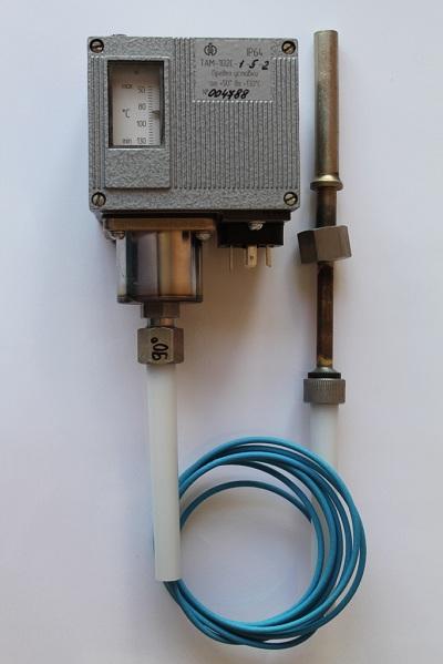 Датчик-реле температуры ТАМ-102С