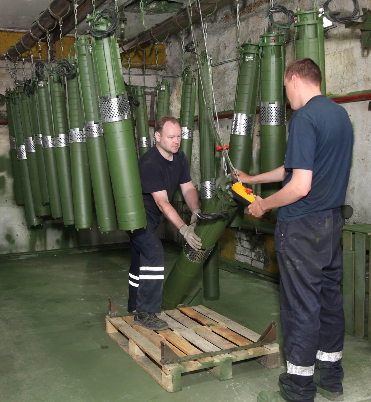 Завод погружных насосов Нижнего Новгорода