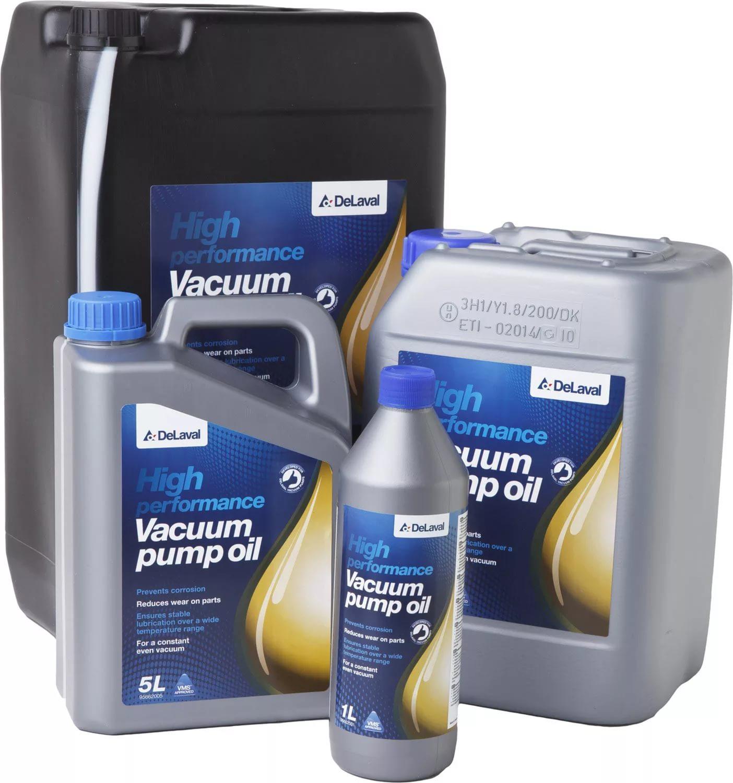 Масло для вакуумных насосов выпускают разные фирмы в разных емкостях