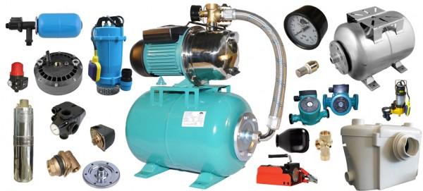 Фирма Полимер представляет широкий спектр насосного оборудования