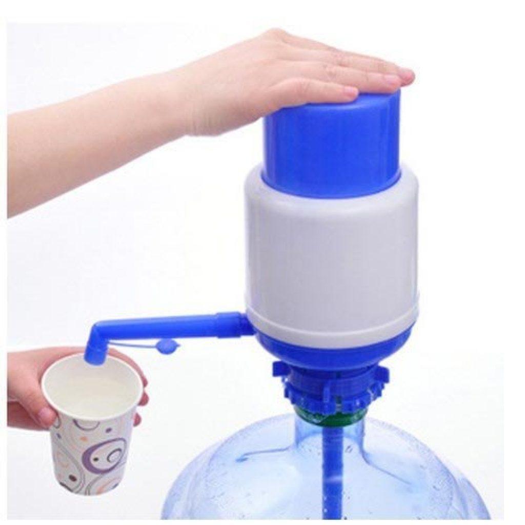 Помпа для воды из бутылки своими руками