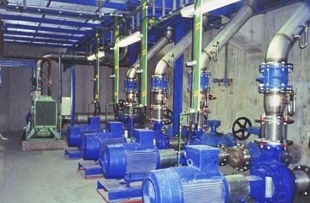 Насосы КМ в промышленных условиях