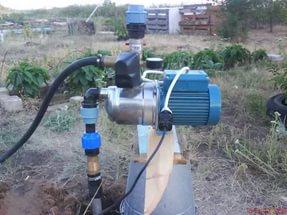 Поверхностный насос для скважины