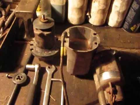 Разборка насоса и необходимые инструменты