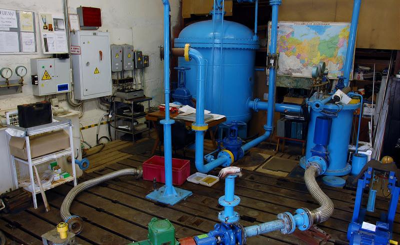 Насосная установка на базе насосов Иртыш ЦМЛ