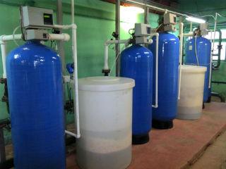 Водоподготовка котельной, фильтры первичной очистки