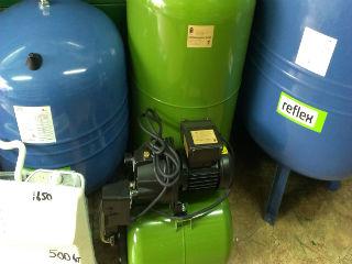 Гидробаки для системы холодного водоснабжения, Рефлекс 50-80 л.