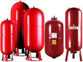 Гидробаки для системы горячего водоснабжения, 50-80 л.