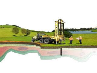Наглядные инженерно-геологические изыскания